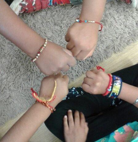 Wolverhampton – celebrating Raksha Bandhan
