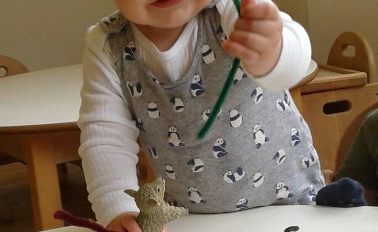 Hinckley – Busy babies!