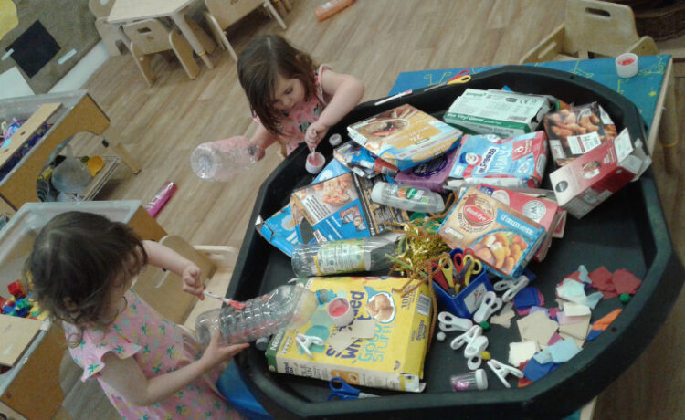 Stourbridge – Loose parts play