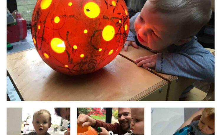 Wolverhampton – Pumpkin decorating competition entries