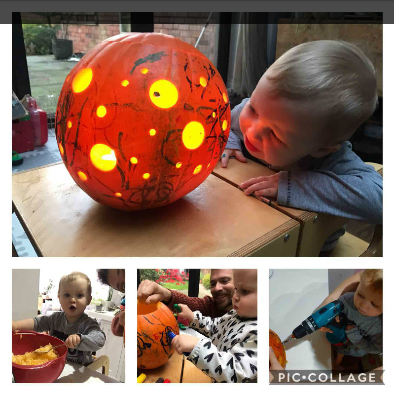 Check out some of our amazing entries into our pumpkin carving competition