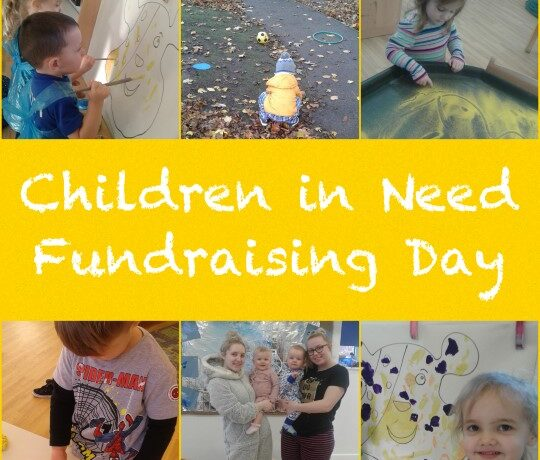 Hinckley – Children in Need fundraising day
