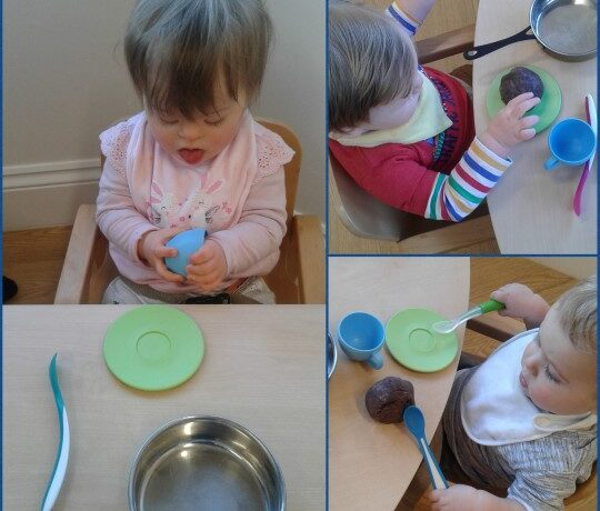 Bromsgrove – Chocolate inspired play dough