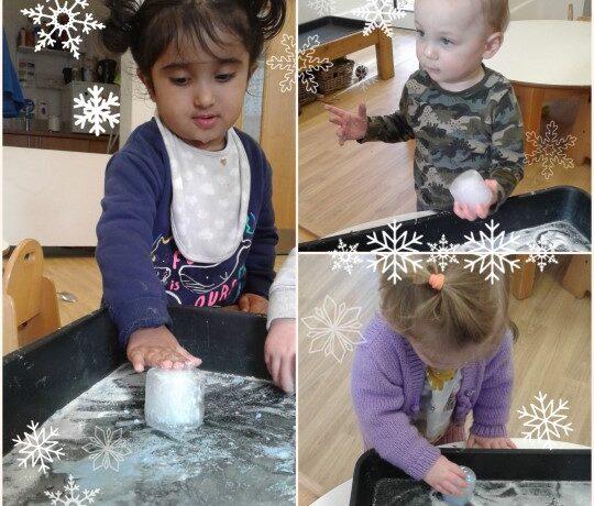 Hinckley – Ice ice baby!