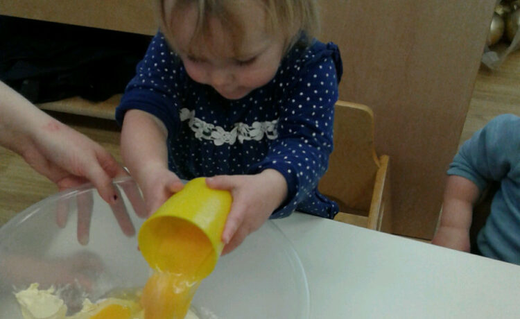 Gloucester – The pretoddlers cook up a storm