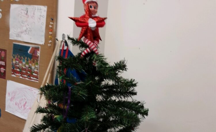 Gloucester – Sheila the Elf gets up to no good