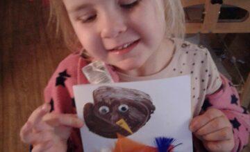 The Preschool children have been enjoying the festive period