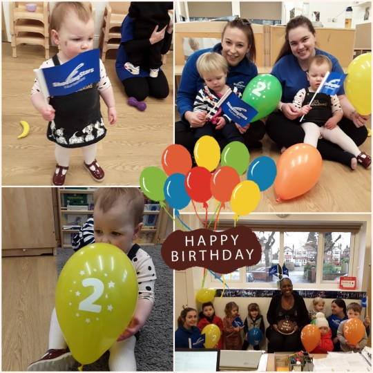 Everyone at nursery has been in high spirits today as we celebrate Shooting Stars Kings Norton