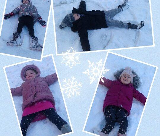 Hinckley – Snow play