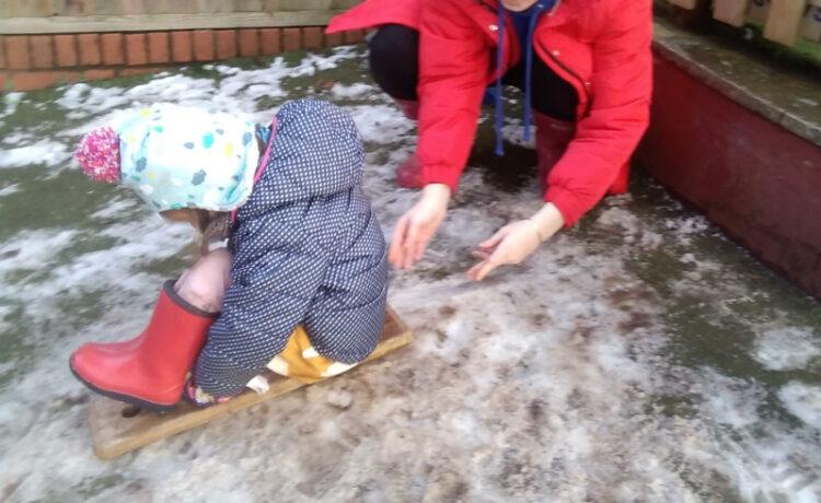 Worcester – Snow fun