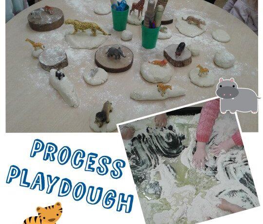 Worcester – Process Playdough
