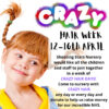 Wolverhampton – Crazy Hair Week