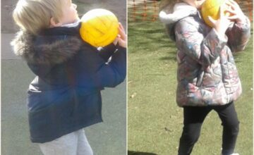 There are many benefits to ball play