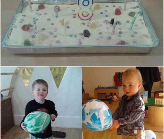 Hinckley – Happy 8th Birthday to us!