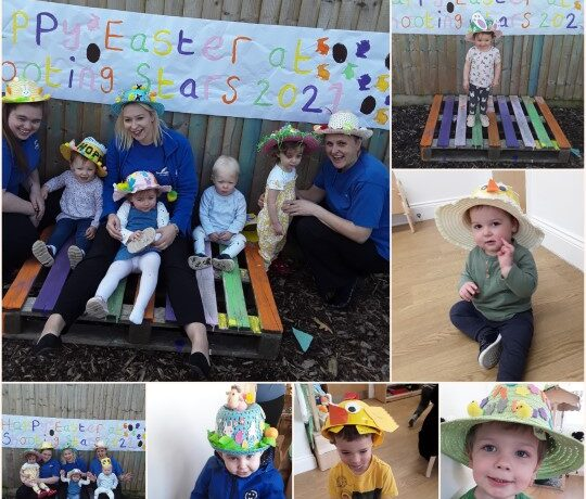 Kings Norton – Easter bonnet parade
