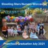 Worcester – Preschool graduation