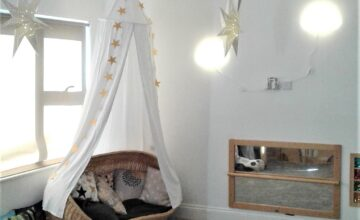 Bromsgrove – Toddler room re-design